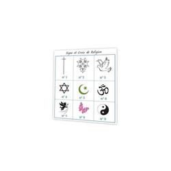 croix de religion, signes religieux, symbole et croyance, imprimerie Print grenoble