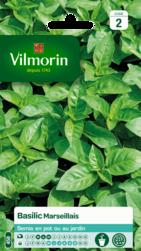 basilic marseillais vilmorin graine semence aromatique potager sachet semis - Voir en grand