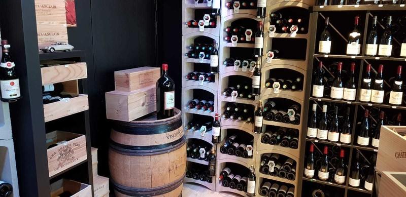 Les Grands Crus - Bordeaux  - LA VINOTHEQUE DES ALPES - Voir en grand