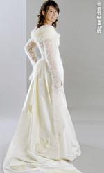 Robe de mariée suave - Voir en grand