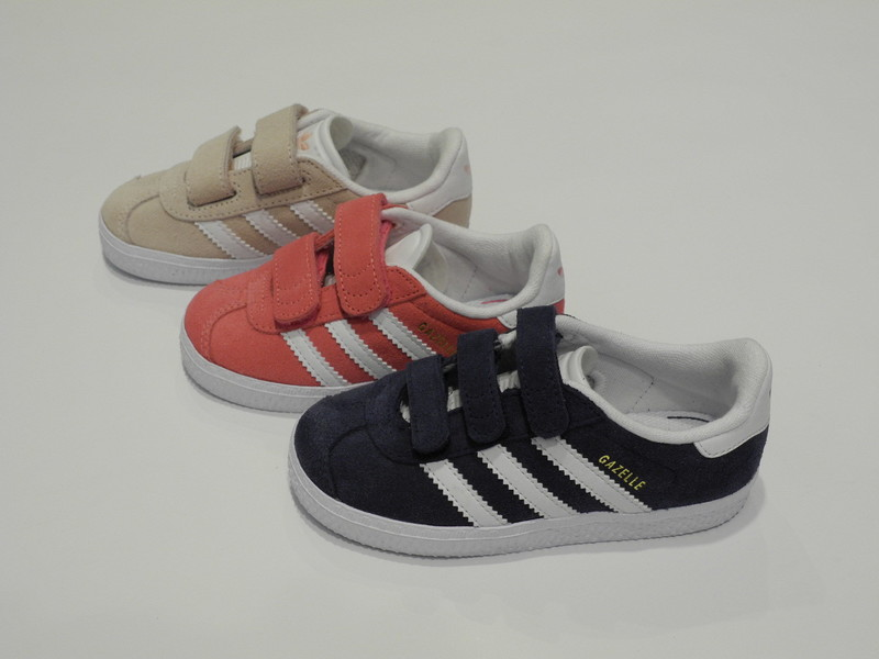 Adidas Chaussures Adidas Velcro Gazelle Gazelle Bambinos Adidas Bambinos Chaussures Velcro Chaussures fBfqrx0