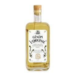 Génépi L'Original - Les Génépis - DISTILLERIE MEUNIER  - Voir en grand