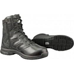 chaussures d'intervention original swat force 8'' 1 zip bottes de sécurité cuir et nylon - Voir en grand
