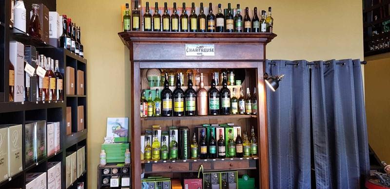 Chartreuse Reine des Liqueurs,édition limitée - Chartreuse - LA VINOTHEQUE DES ALPES - Voir en grand