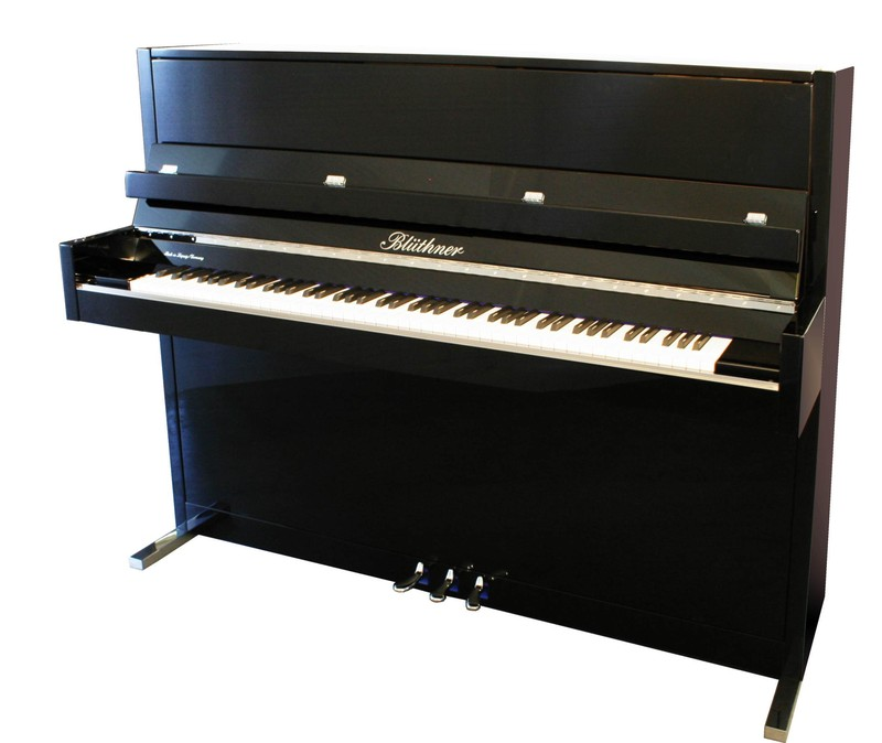 Piano Droit Julius Blüthner MOD D  116,0 cm  - Piano droit Julius Blüthner - ART & PIANO - Patrick BLERIOT - Voir en grand
