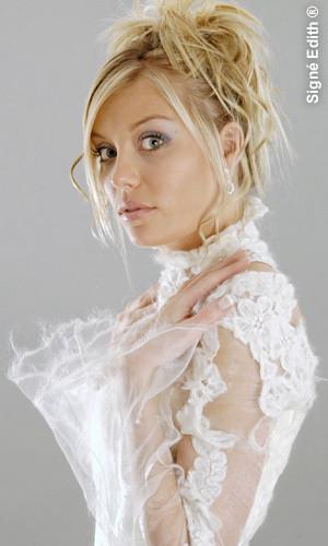 Robe de mariée de créateur pas cher - Voir en grand