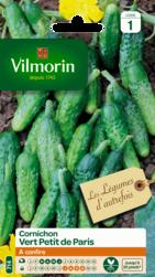 cornichon vert petit de paris vilmorin graine semence potager semis sachet - Voir en grand