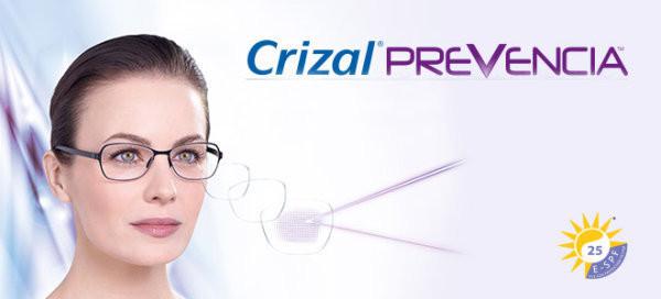 Crizal®Forte® Prevencia prévient cataracte et DMLA - L'oeil et la vision, santé et prévention - THIERS OPTIQUE - Voir en grand
