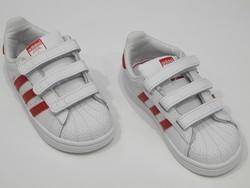 Chaussure enfnat rouge - Voir en grand