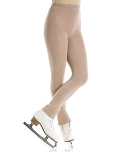 Collants sans pied (legging) Mondor Ref 3373 suntan - Collants de patinage Sans Pieds Legging - GREEN et GLACE Patinage et sportwear - Voir en grand