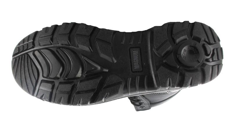chaussures d'intervention magnum centurion 8.0 sz 1 zip rangers en cuir et cordura bonnes semelles - Voir en grand