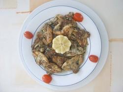 Notre carte : Nos poissons - RESTAURANT DE L'HOTEL - HOTEL DU ROYANS