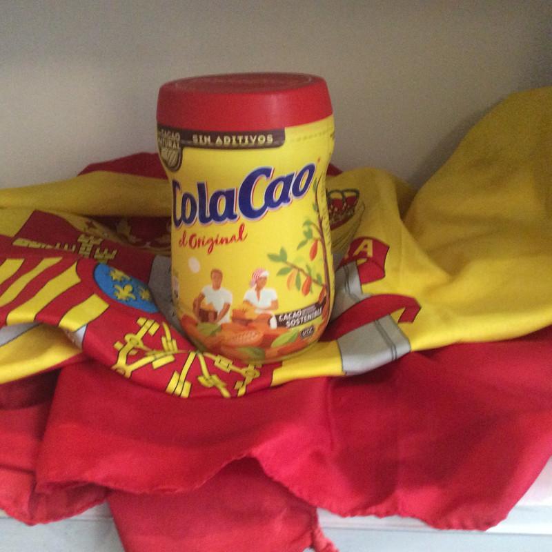 COLACAO Original - CHOCOLATS & CACAOS ESPAGNOLS - LA COCINA, Saveurs d'Espagne - Voir en grand