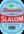 SLALOM BLONDE BIO 75CL - BIERES ARTISANALES RHONE ALPES - La bulle grenobloise