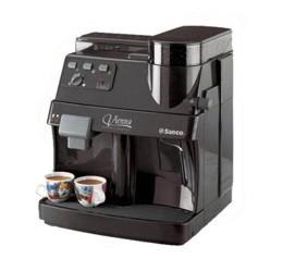 Exemple d'une machine à café Vienna Saeco compatible avec la buse - Voir en grand