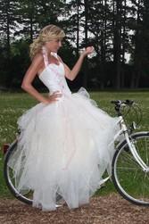 Robe de mariée grenoble version cérémonie - Voir en grand