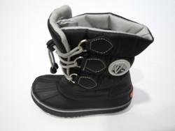 Après ski modèle avalanche noir et gris - Voir en grand