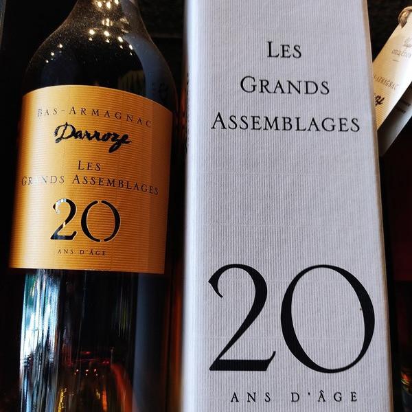 Les Armagnacs - Cognac-Armagnac - LA VINOTHEQUE DES ALPES - Voir en grand
