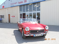 MG MIDGET 1 - Voir en grand