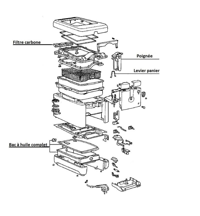 accessoires friteuse ol oclean seb fr700500 fr700501 mena isere service pi ces d tach es. Black Bedroom Furniture Sets. Home Design Ideas