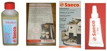 Produit entretien dégraissant détartrant graisse Saeco - Pièces détachées et accessoires Saeco - MENA ISERE SERVICE - Pièces détachées et accessoires électroménager - Voir en grand