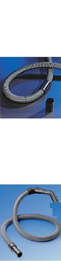 flexible aspirateur Miele tuyau poignée tourelle   - Pièces détachées et accessoires Miele - MENA ISERE SERVICE - Pièces détachées et accessoires électroménager - Voir en grand