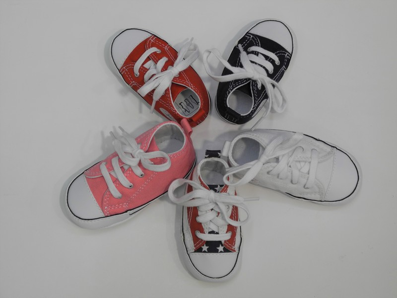 chaussure bebe fille converse
