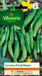 cornichon fin de meaux vilmorin graine semence potager semis sachet - Voir en grand