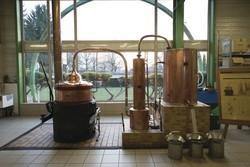 La visite de la distillerie - La visite de la distillerie - DISTILLERIE MEUNIER  - Voir en grand