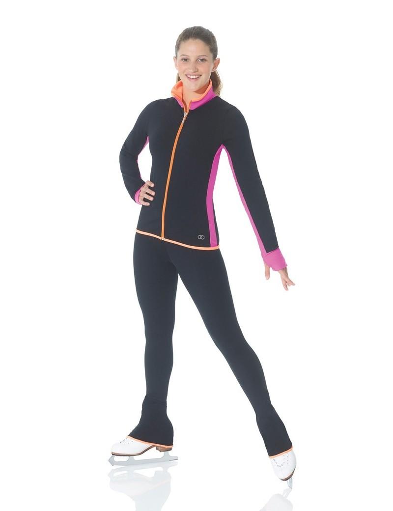 Veste d'entrainement de Patinage MONDOR Ref 4836 - VESTES DE PATINAGE - GREEN et GLACE Patinage et sportwear - Voir en grand
