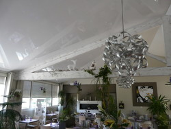 Alples-Plafond plafond tendu tertiaire - Voir en grand