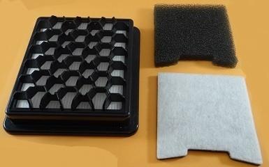 filtre hepa aspirateur t lios hoover pi ce d tach e. Black Bedroom Furniture Sets. Home Design Ideas