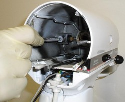 Démontage tige fixation robot kitchenAid classic artisan ultra power - Voir en grand