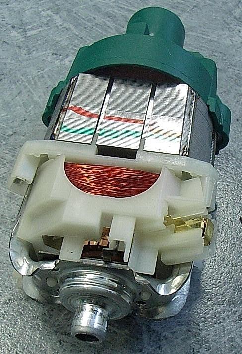 moteur brosse ET340 aspirateur Kobold Vorwerk - MENA ISERE SERVICE - Pièces détachées et ...