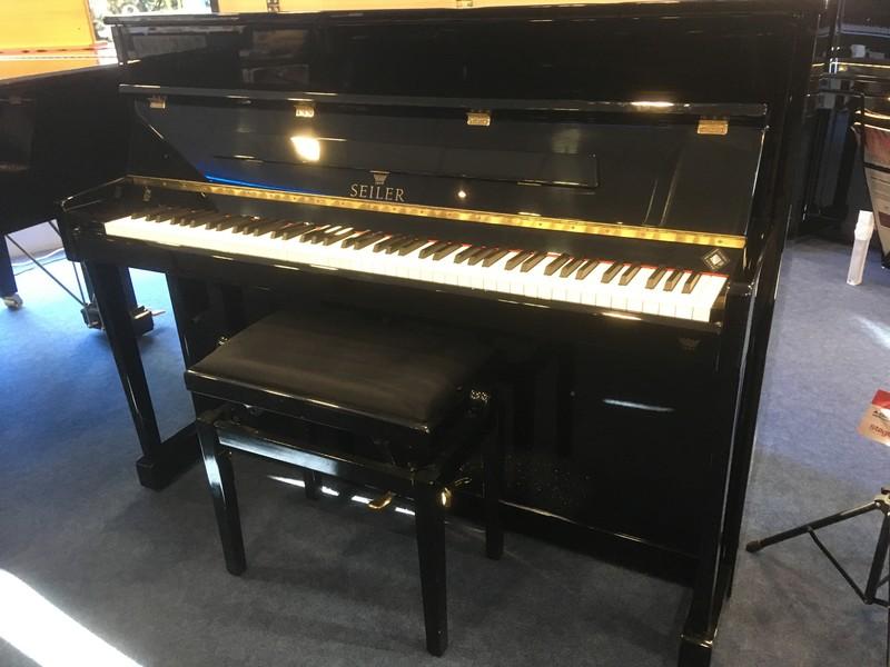 Piano occasion SEILER Allemagne - Notre sélection pianos occasion:Yamaha,Sauter,Bech - ART & PIANO - Patrick BLERIOT - Voir en grand