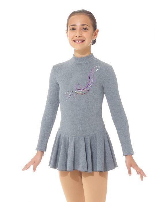Tunique de Patinage sur Glace MONDOR Ref 24334 - ARTISTIQUE - GREEN et GLACE Patinage et sportwear - Voir en grand