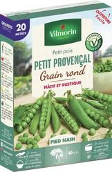 poin nain à grain rond petit provencal vilmorin graine semence potager boite semis - Voir en grand