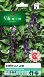 basilic blue spice vilmorin graine semence aromatique potager sachet semis - Voir en grand