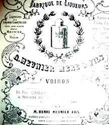 Le sens d'une histoire en marche - La distillerie Meunier - depuis 1809 - DISTILLERIE MEUNIER  - Voir en grand
