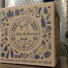 La boîte du Brasseur 9 litres bière blonde - KIT DE BRASSAGE - La bulle grenobloise - Voir en grand
