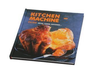 Livre de recettes kitchen machine krups pour robot - Livre recette robot multifonction ...