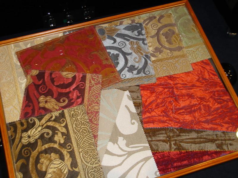 choix tissus tapissier - Voir en grand