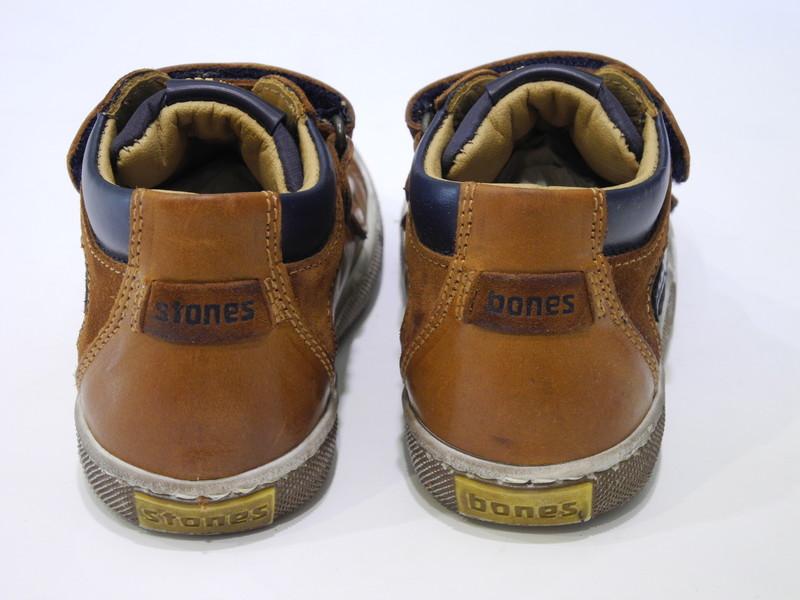 Chaussure Stones & Bones montante - Voir en grand