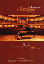 """SAISON BLUTHNER""  - Service location pianos concert - ART & PIANO - Patrick BLERIOT"