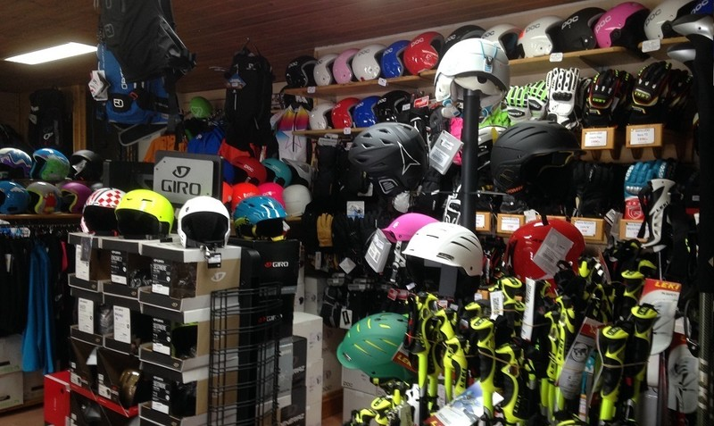 La Boutique SARENNE SPORTS à l'ALPE D'HUEZ - Boutique - SARENNE SPORTS - Voir en grand
