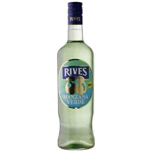 Manzana verde sin Rives - Voir en grand