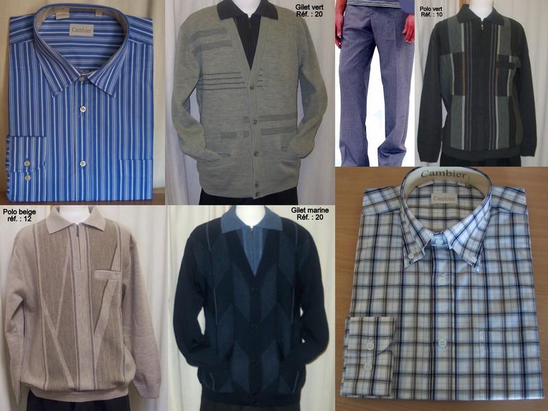 Prêt à Porter Homme Pantalons Chemises Polos Autrement Libre - Pret à porter homme