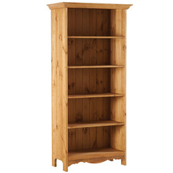 BIBLIOTHEQUE - MOBILIER  - AUTHENTISSIMA - Voir en grand