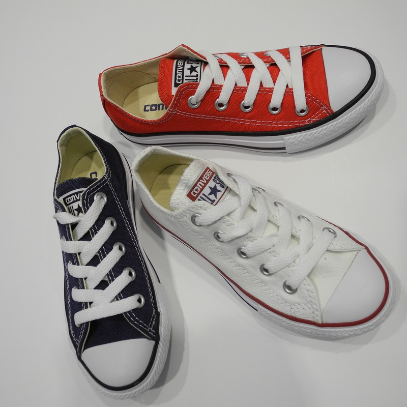 chaussures converse basses