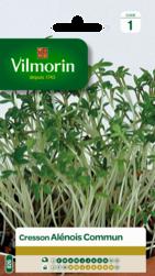 cresson alenois commun vilmorin graine semence potager sachet semis - Voir en grand
